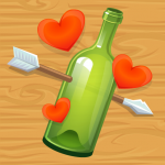 Spin the Bottle: Kiss, Chat and Flirt  2.4.5 MOD APK