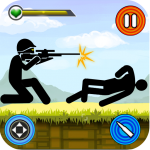 Stickman Shooting: Free offline 2D shooting games 2.52 MOD APK