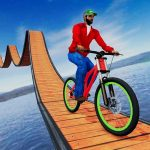 Stunt Bicycle Impossible Tracks: Free Cycle Games 20 MOD APK