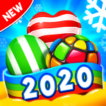 Sweet Candy Puzzle: Crush & Pop Free Match 3 Game 1.21.3996 MOD APK