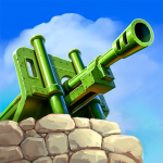 Toy Defence 2 — Tower Defense game 1.29 MOD APK