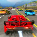 Fast Car Traffic Racing Games 2021:Free Car games  2.2.3 MOD APK