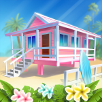 Tropical Forest: Match 3 Story 2.4 MOD APK