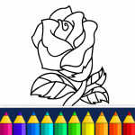 Valentines love coloring book  15.9.6 MOD APK