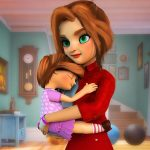 Virtual Mother Working Mom Family Simulator 1.8 MOD APK