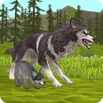 WildCraft Animal Sim Online 3D  16.1_adreno MOD APK