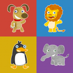Animals memory game for kids 2.7.1 MOD APK