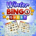 Bingo Quest Winter Wonderland Garden 1.51 MOD APK