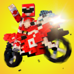 Blocky Superbikes Race Game – Motorcycle Challenge 2.11.41  MOD APK