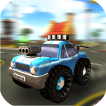 Cartoon Hot Racer 3D 1.3 MOD APK