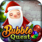 Christmas Bubble Shooter: Santa Xmas Rescue 1.0.22  MOD APK