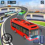 City Coach Bus Simulator 2021 – PvP Free Bus Games  1.2.3 MOD APK