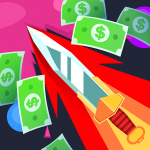 Crazy Knife – Idle to Win 1.2.7 MOD APK