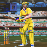 Cricket World Tournament Cup 2021: Play Live Game  8.8 MOD APK