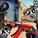 Critical Frontline Strike : Offline Shooting Games 8.051 MOD APK