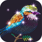 Diamond Coloring Sequins Art & Paint by Numbers  1.5.3 MOD APK