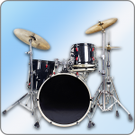 Easy Real Drums-Real Rock and jazz Drum music game 1.2.6 MOD APK