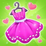 Fashion Dress up games for girls. Sewing clothes  7.1.4 MOD APK