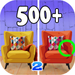 Find The Differences 500 Photos 2 1.0.8 MOD APK