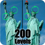 Find the Differences 200 levels free! 2.3.0 MOD APK