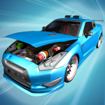 Fix My Car: Garage Wars! LITE 73.0 MOD APK