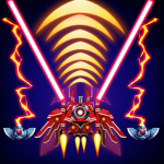 Galaxy Invader: Space Shooting 2.5  MOD APK