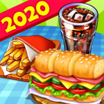 Hell's Cooking: crazy burger, kitchen fever tycoon 1.36 MOD APK