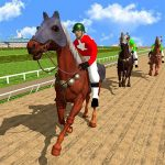 Horse Racing Games 2020: Derby Riding Race 3d 4.8 MOD APK