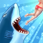 Hungry Shark Evolution – Offline survival game  8.4.2 MOD APK