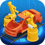 Idle Assemble Car 1.3.13 MOD APK