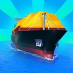 Idle Ship Tycoon: Port Manager Simulator 1.83  MOD APK