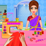 Indian Wedding Dress Tailor: Little Style Boutique 1.0.3 MOD APK