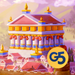 Jewels of Rome: Match gems to restore the city 1.19.1901 MOD APK