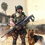 Modern Commando Action Games 1.5 MOD APK