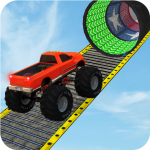 Monster Truck Stunt Race : Impossible Track Games 1.4 MOD APK