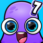 Moy 7 the Virtual Pet Game  1.52 MOD APK