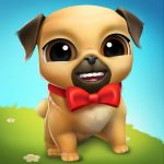 My Virtual Pet Dog 🐾 Louie the Pug1.9.4 · Peaksel  MOD APK