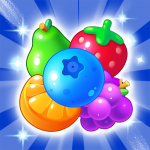 New Tasty Fruits Bomb: Puzzle World 1.2.3 MOD APK