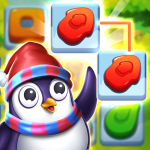 PEW PENGY – MATCHING PUZZLE & PAIR CONNECTION 2.6 MOD APK