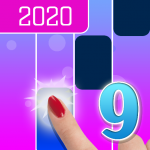 Piano Beat: Tiles Touch  4.8 nMOD APK