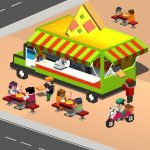 Pizza Shop: Moto Pizza Burger Cooking Games 1.4 MOD APK
