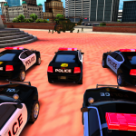 Police Car Driving in City 401 MOD APK