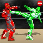Real Robot fighting games – Robot Ring battle 2019 1.1.5 MOD APK