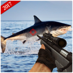 Real Whale Shark Sniper Gun Hunter Simulator 19 1.0 MOD APK