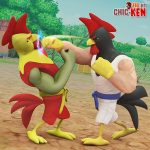 Rooster Fighting : Kung Fu Chicken Battle 1.1.0 MOD APK