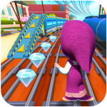 Skater Masha Adventure run 5.0 MOD APK