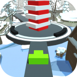 Stacky Tower Breaker: Fire Shooting Stack Ball 3D 2.6 MOD APK