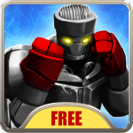 Steel Street Fighter 🤖 Robot boxing game 3.02 MOD APK