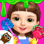 Sweet Baby Girl Cleanup 5 – Messy House Makeover 7.0.30009  MOD APK