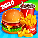 TASTY WORLD: Kitchen tycoon – Burger Cooking games 1.1.95 MOD APK